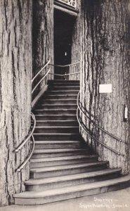 RP: Stairway , State Museum , SEATTLE , Washington , 1910s