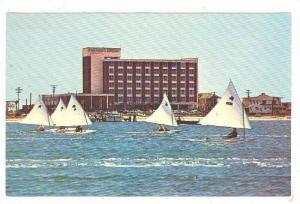 Blockade Runner Motor Hotel, Wrightsville Beach, North Carolina, 40-60s