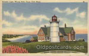 Nobska light, woods hole, Mass, USA Massachusetts USA, Light House, Houses Li...