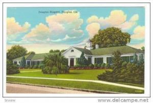 Douglas Hospital, Douglas, Georgia, 30-40s