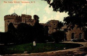 New York Tarrytown The Castle School