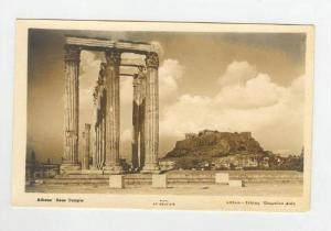 RP  Athens, Greece 20-30s  Zeus Temple