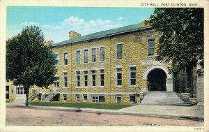 USA City Hall Port Clinton Ohio 03.31
