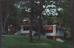 The Heidel House,Green Lake,WI Postcard