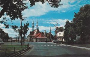 L'eglise fondee en 1779 / Church , ST-JEAN PORT-JOLI , Quebec , Canada , 50-60s
