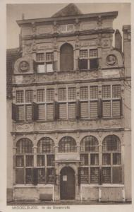 Middelburg Steenrots Old German Postcard