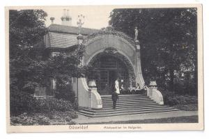 Dusseldorf Milchpavillon im Hofgarten Germany