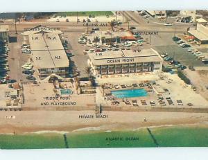 Unused Pre-1980 SUNNY ISLES RESORT MOTEL Miami Beach Florida FL F7330