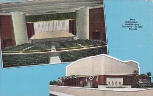 Florida Daytona New Municipal Auditorium