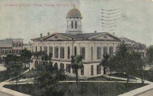 MEXICO , Missouri , 1909 ; Court House #2