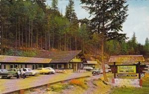 Canada British Columbia Rock Creek Edelweiss Inn and Motel