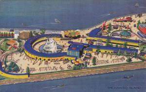 Enchanted Island, A Century od Progress, Chicago's 1933 International Exposit...