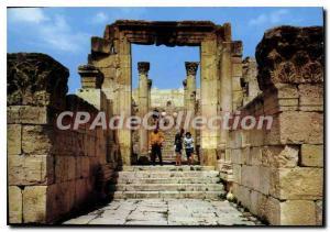 Postcard Modern Fairaner Of The Churches Area Jerash