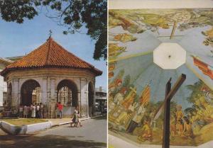 Magellan's Cross, Cebu, Phillipines, 1950-1970s