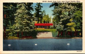 Minnesota Grand Rapids Scenic State Park Curteich