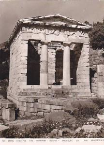RP, Treasure Of The Atheneans, Delphi, Greece, 1920-1940s