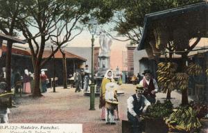 Madeira. Funchal, Portugal, 00-10s Mercado D. Pedro V.
