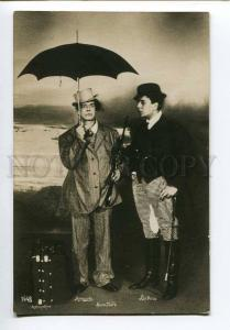 251085 MONAKHOV & VAVICH Russian OPERETTA Actor vintage PHOTO