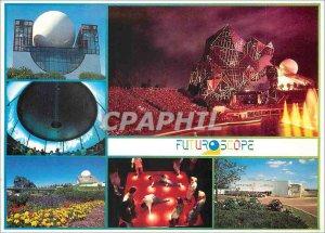 Postcard Modern Futuroscope Jaunay Clan France