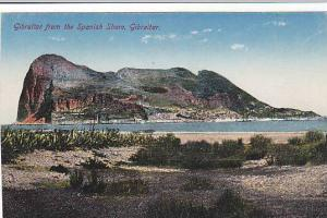 Gibraltor from the Spanish Shore, Gibraltor, 00-10s