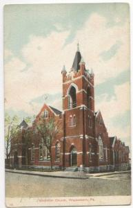Methodist Church Waynesboro PA 1908