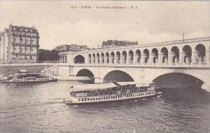 France Paris Le Viaduc d'Auteuil