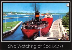 - Soo Locks