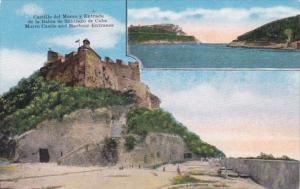 Cuba Havana Morro Castle and Harbour Entrance