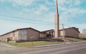 Calgary Stake Centre of the Church of Jesus Christ of Latter-day-Saints, Morm...