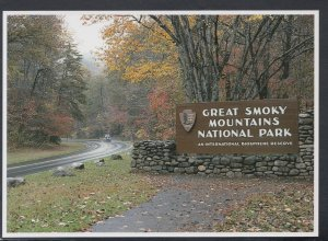 America Postcard - Great Smoky Mountains National Park DC2678