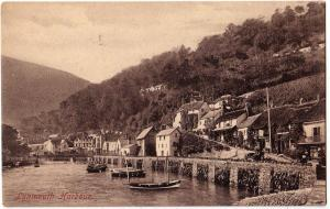 Lynmouth Harbour - New Zealand