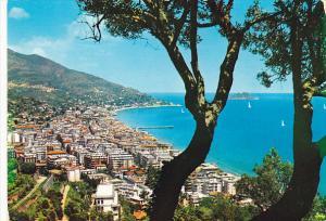 Italy Alassio Panorama