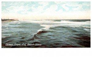 New Jersey  Ocean Grove Beach