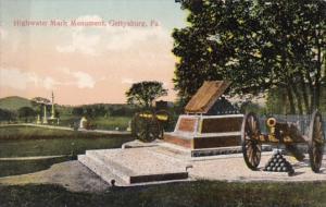 Pennsylvania Gettysburg Highwater Mark Monument