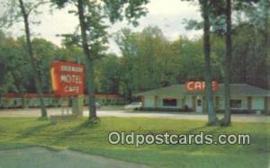Edgewood Café Hotel Postcard Motel Post Card Old Vintage Antique Hotel / Mot...
