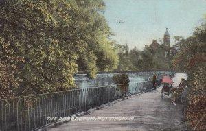 NOTTINGHAM , England , 1900-10s ; The Arboretum