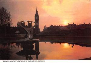 Westminster & Big Ben -