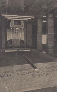 Military Memorial of Redipuglia Victoria Close Pax Old Postcard