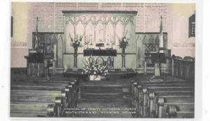 Interior, Chancel Of Trinity Lutheran Church, South 7th & A St., Richmond, In...