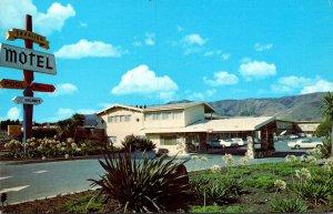 California South San Francisco The Cavalier Motel