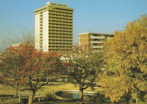 Windhuk Windhoek Kalahari Sands Hotel Namibia South Africa Postcard