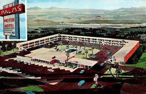 New Mexico Las Cruces Palms Motor Hotel