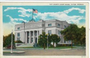 Court House , TIFTON , Georgia, 00-10s