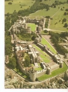 Postal 032940 : Aerial view of Windsor Berkshile