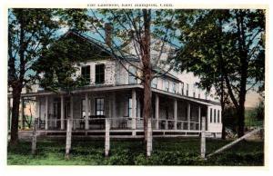 Connecticut   East Hampton , The Lakeside  Hotel