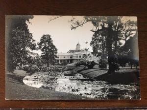 1930 RPPC Palace of Governor-General, Botanical Gardens, Bogor, Indonesia d9