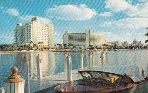 Florida Miami Beach The Two Most Beautiful Resort Hotels In The World