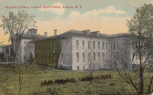 AUBURN , New York , 00-10s ; Woman's Prison