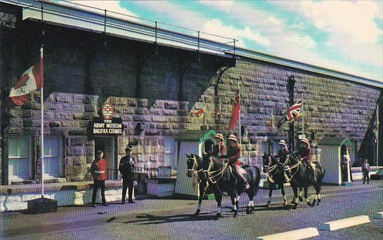 Canada Nova Scotia Halifax Army Museum Halifax Citadel