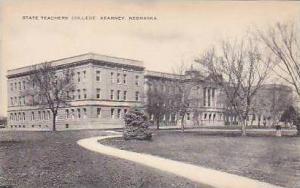 Nebraska Kearney State Teachers College Artvue